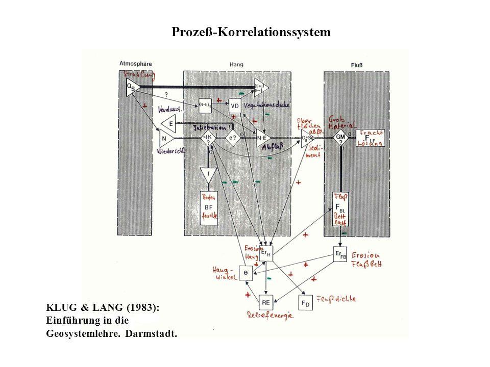 Prozeß-Korrelationssystem