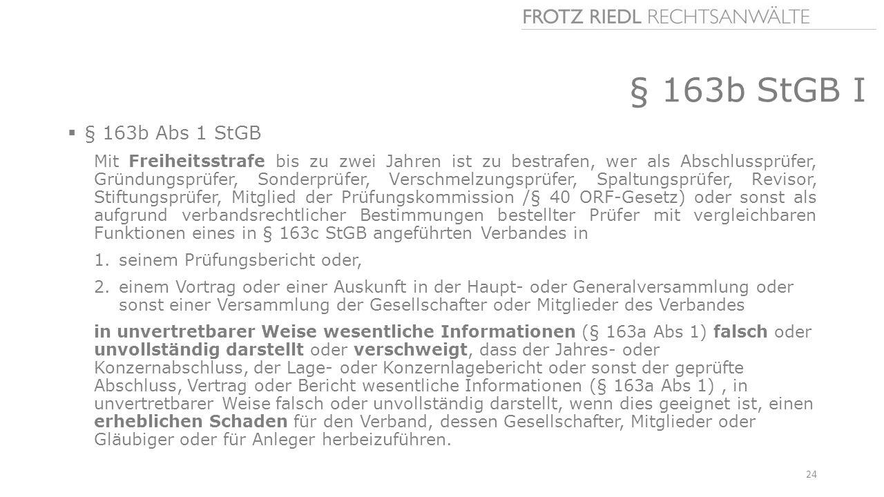 § 163b StGB I § 163b Abs 1 StGB.