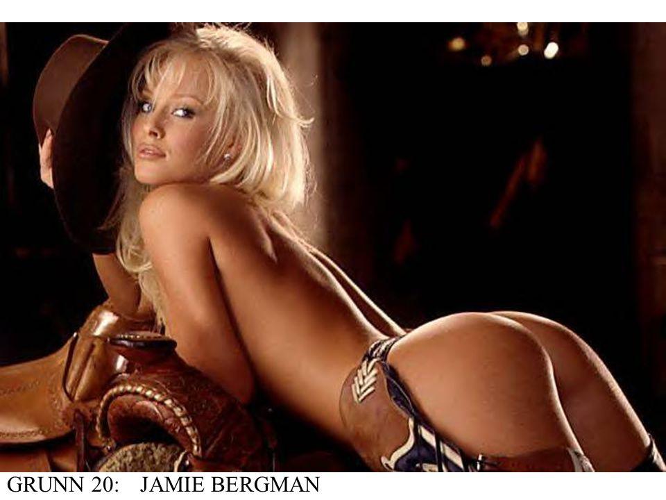 GRUNN 20: JAMIE BERGMAN