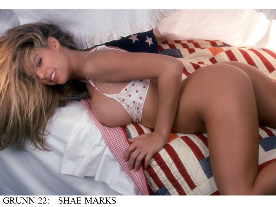 GRUNN 22: SHAE MARKS
