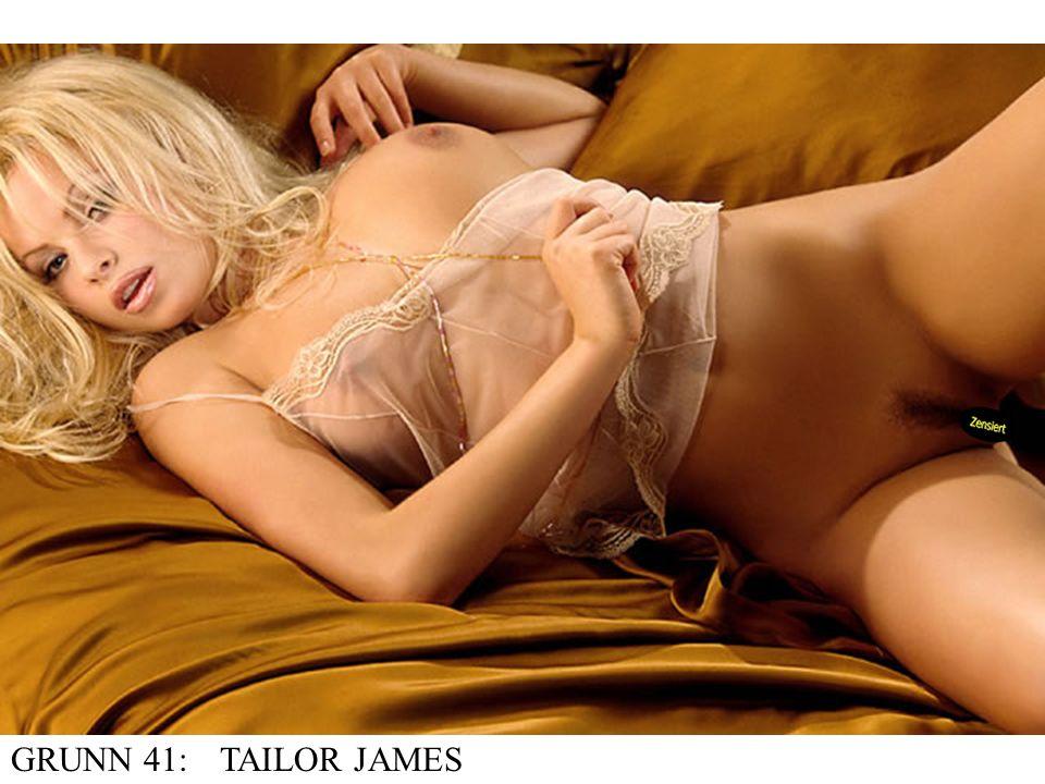 GRUNN 41: TAILOR JAMES