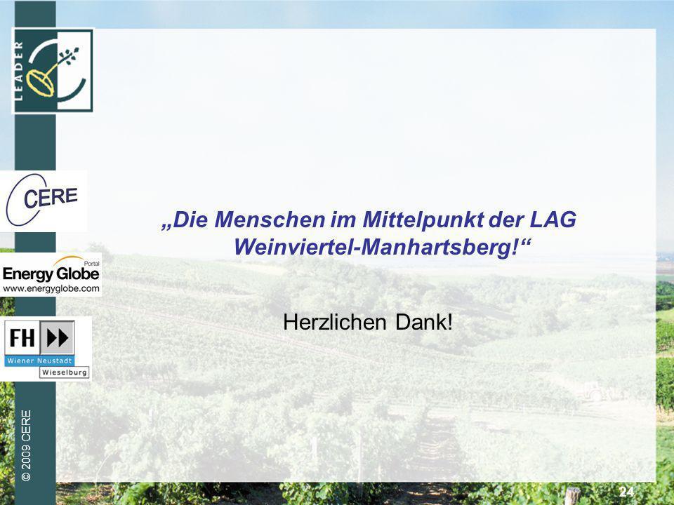 """""""Die Menschen im Mittelpunkt der LAG Weinviertel-Manhartsberg!"""