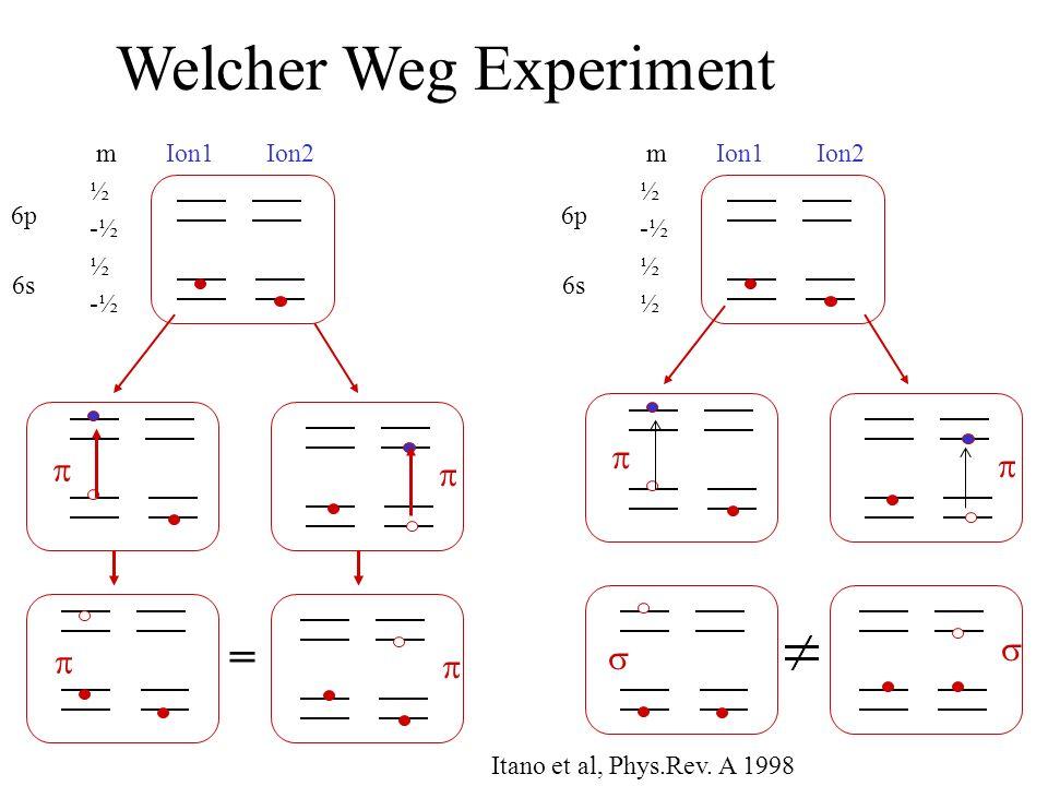 Welcher Weg Experiment