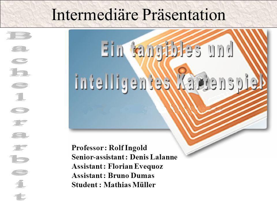 Intermediäre Präsentation