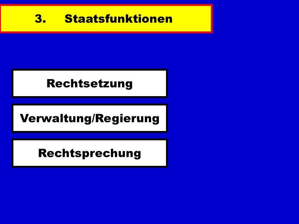Verwaltung/Regierung