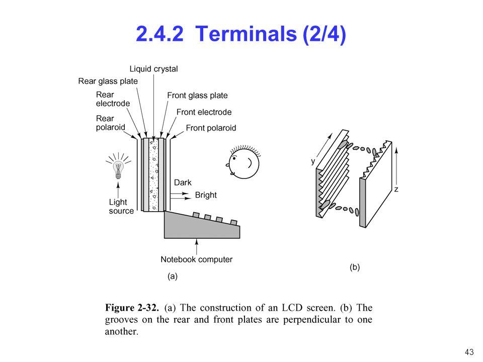 2.4.2 Terminals (2/4) nfnfdnfnfn