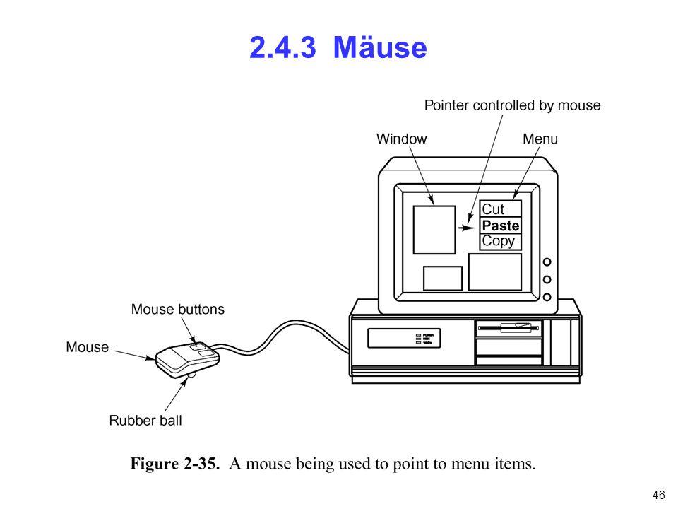2.4.3 Mäuse nfnfdnfnfn