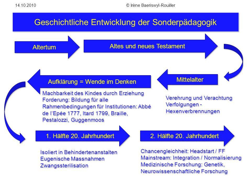 14.10.2010 © Irène Baeriswyl-Rouiller. Makrosystem. Die formalen und inhaltlichen Übereinstimmungen und Ähnlichkeiten in Systemen.