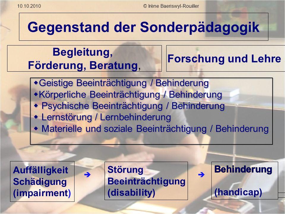 HEIL-, SONDERPÄDAGOGIK Sonderschullehrer – Sozialpädagoge