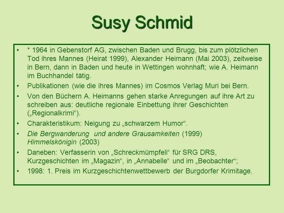 Susy Schmid