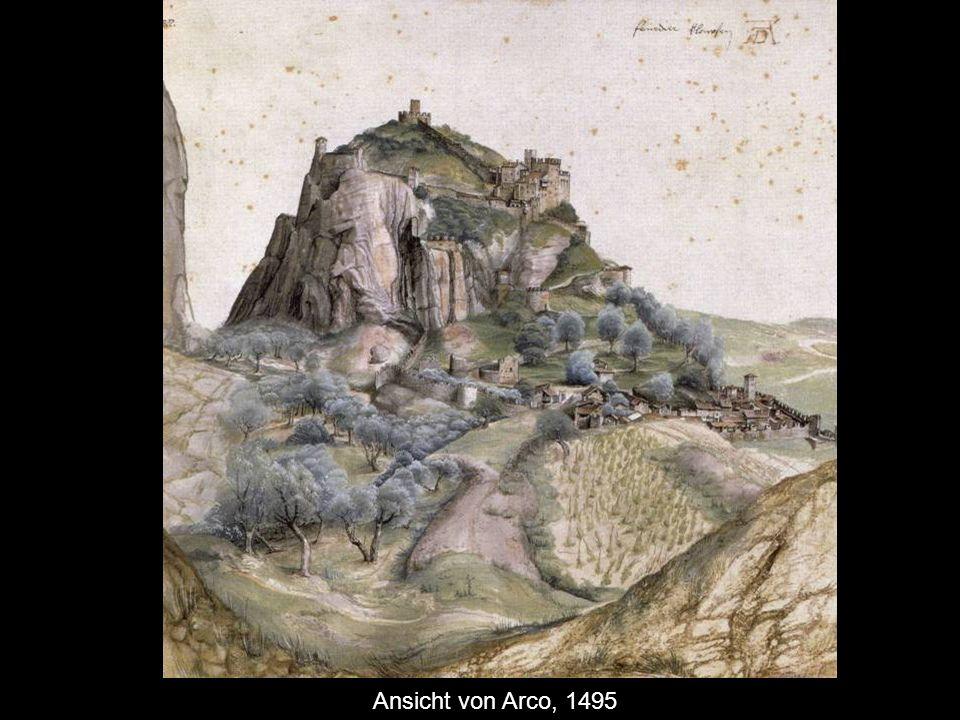 Ansicht von Arco, 1495