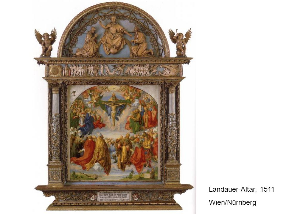 Landauer-Altar, 1511 Wien/Nürnberg