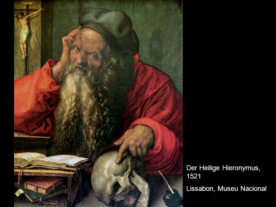 Der Heilige Hieronymus, 1521