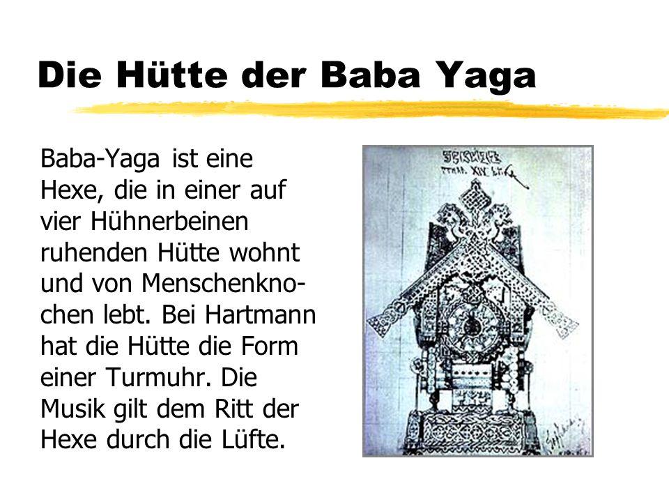 Die Hütte der Baba Yaga