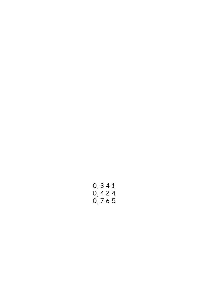 0, 3 4 1 0, 4 2 4 0, 7 6 5