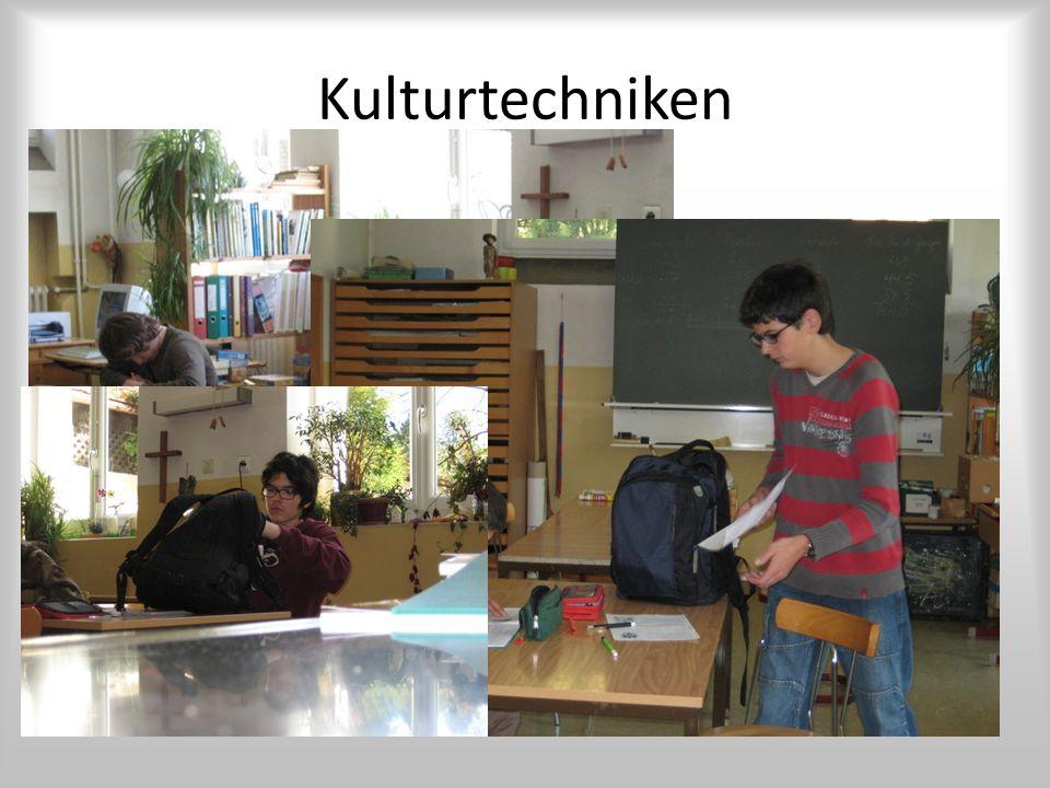 Kulturtechniken