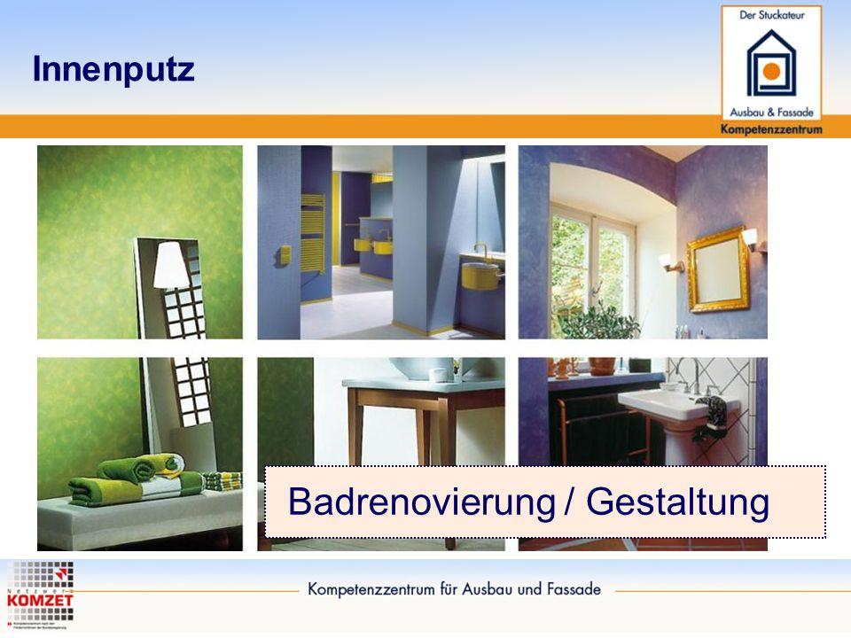 Badrenovierung / Gestaltung