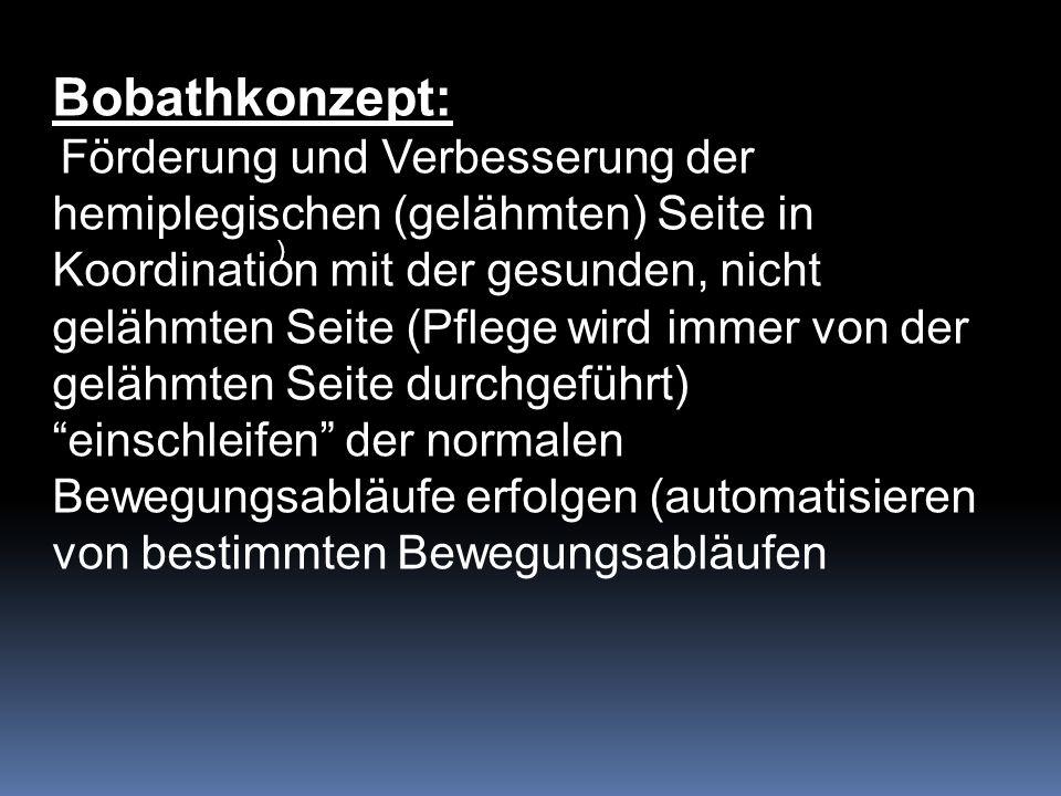 Bobathkonzept: