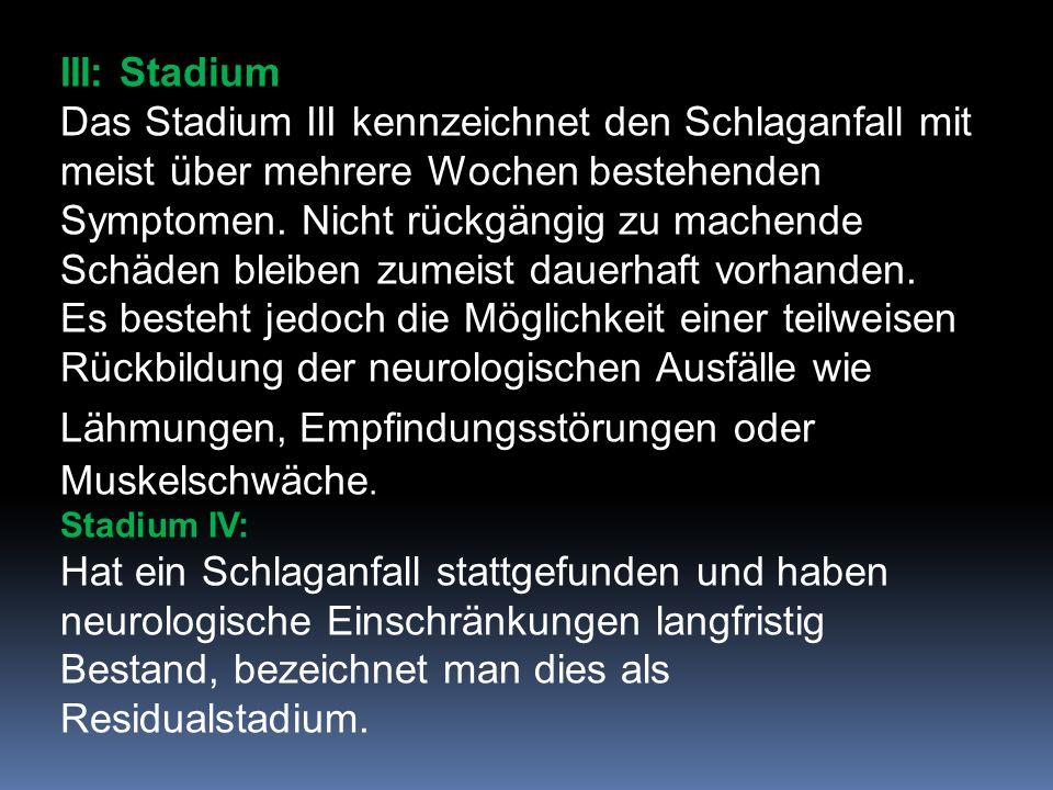 III: Stadium