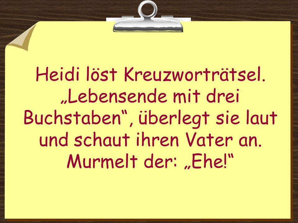 PPSFun.net Download Heidi löst Kreuzworträtsel.