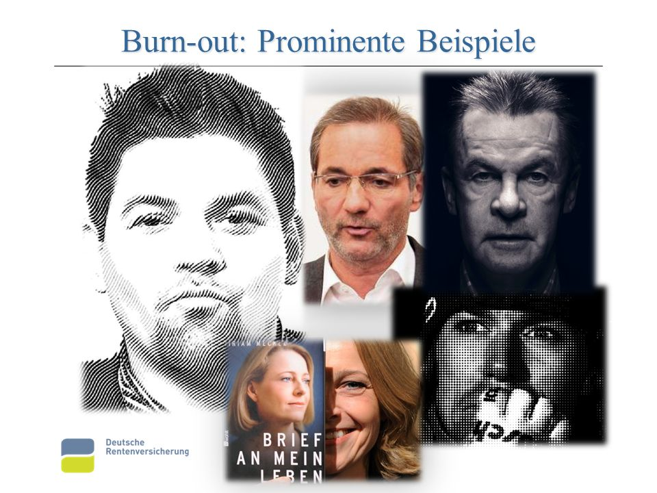 Burn-out: Prominente Beispiele