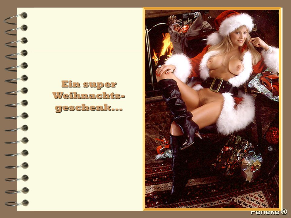 Ein super Weihnachts-geschenk...