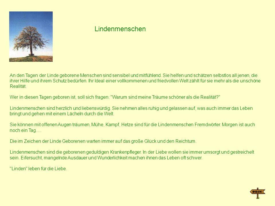 Lindenmenschen