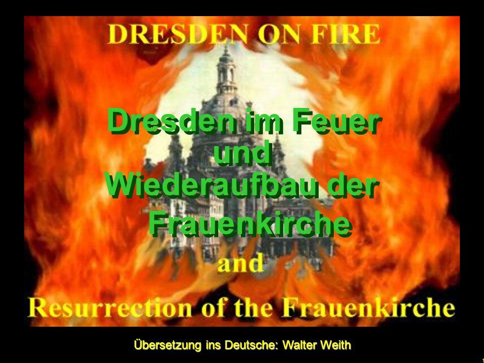 Wiederaufbau der Frauenkirche