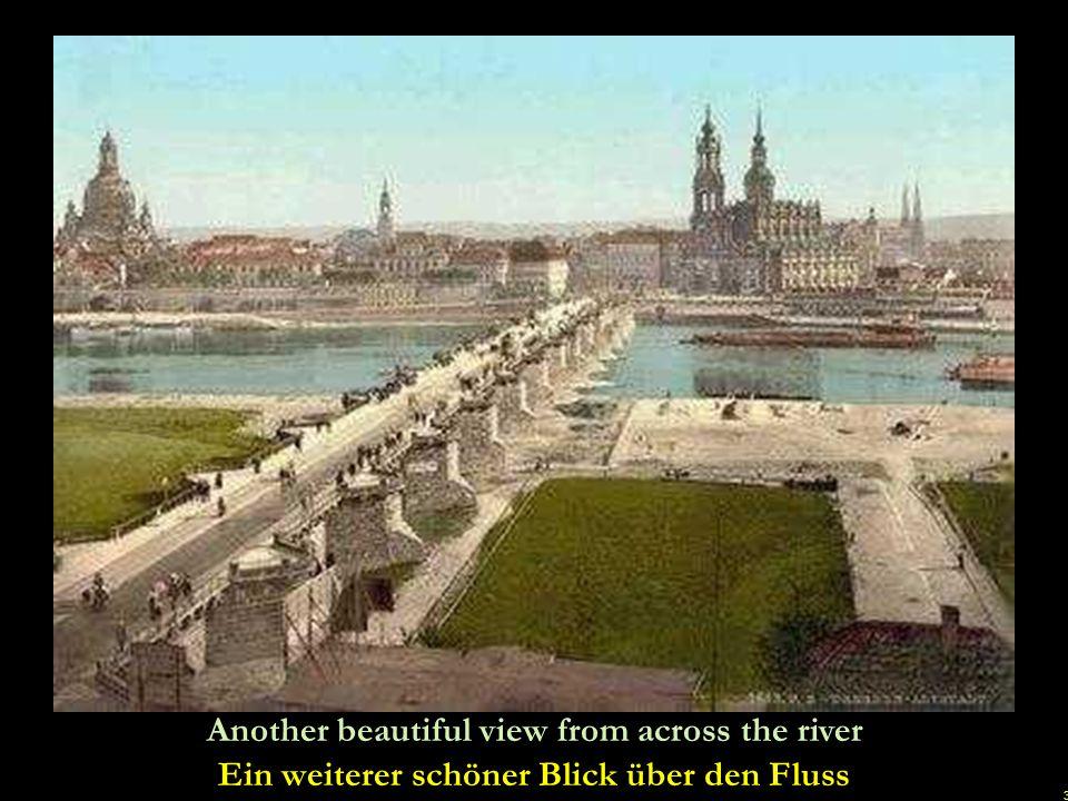 Ein weiterer schöner Blick über den Fluss