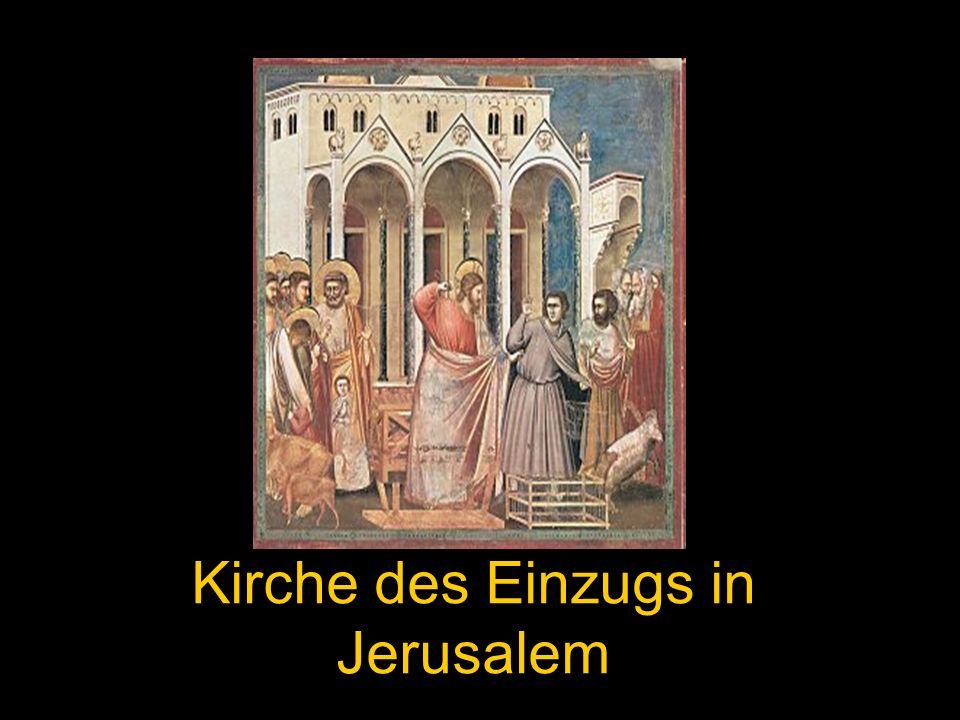 Kirche des Einzugs in Jerusalem