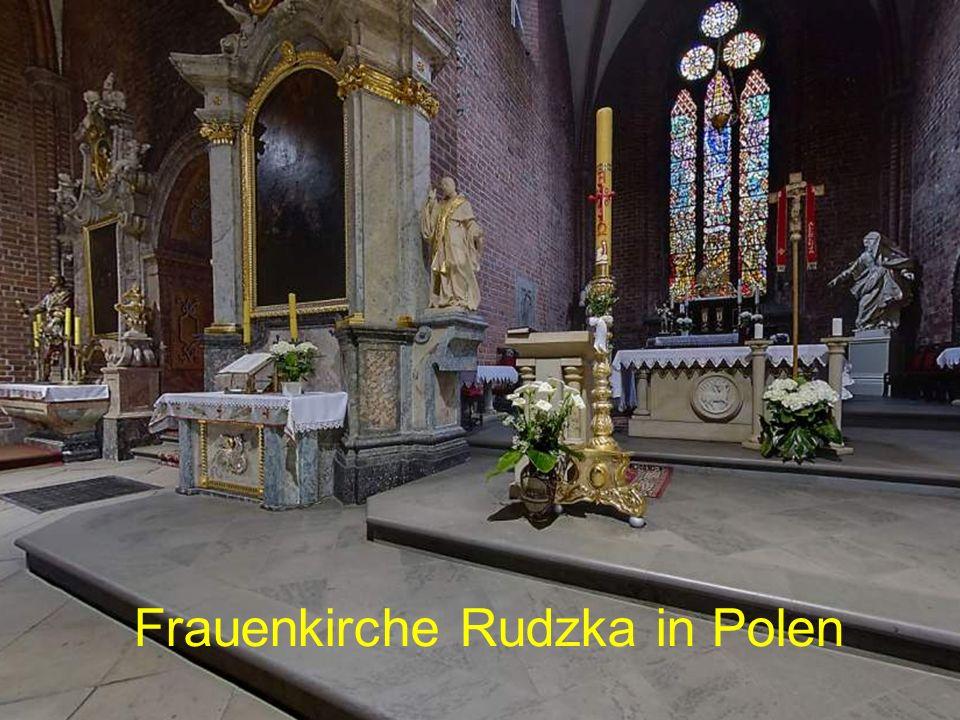 Frauenkirche Rudzka in Polen