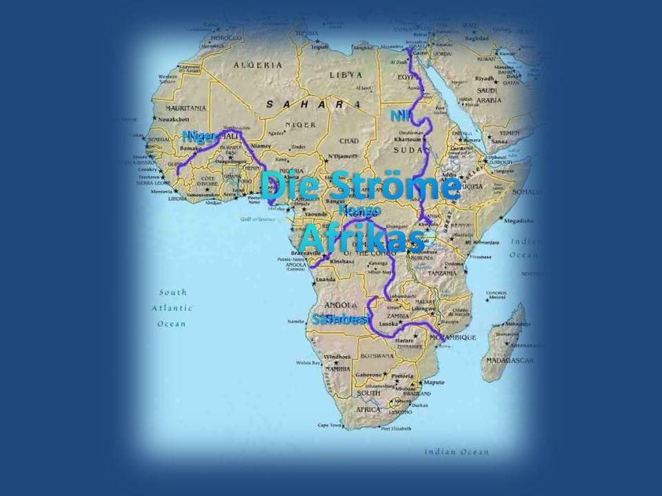 Nil Niger Die Ströme Afrikas Kongo Sambesi