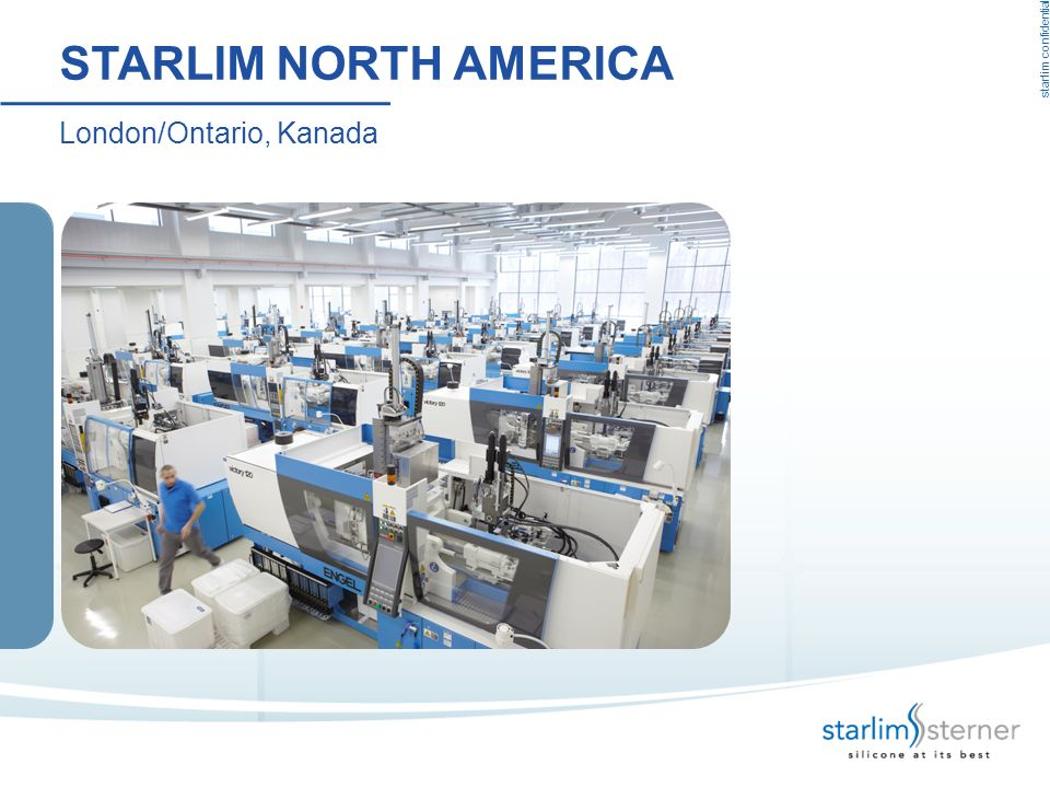 STARLIM NORTH AMERICA London/Ontario, Kanada