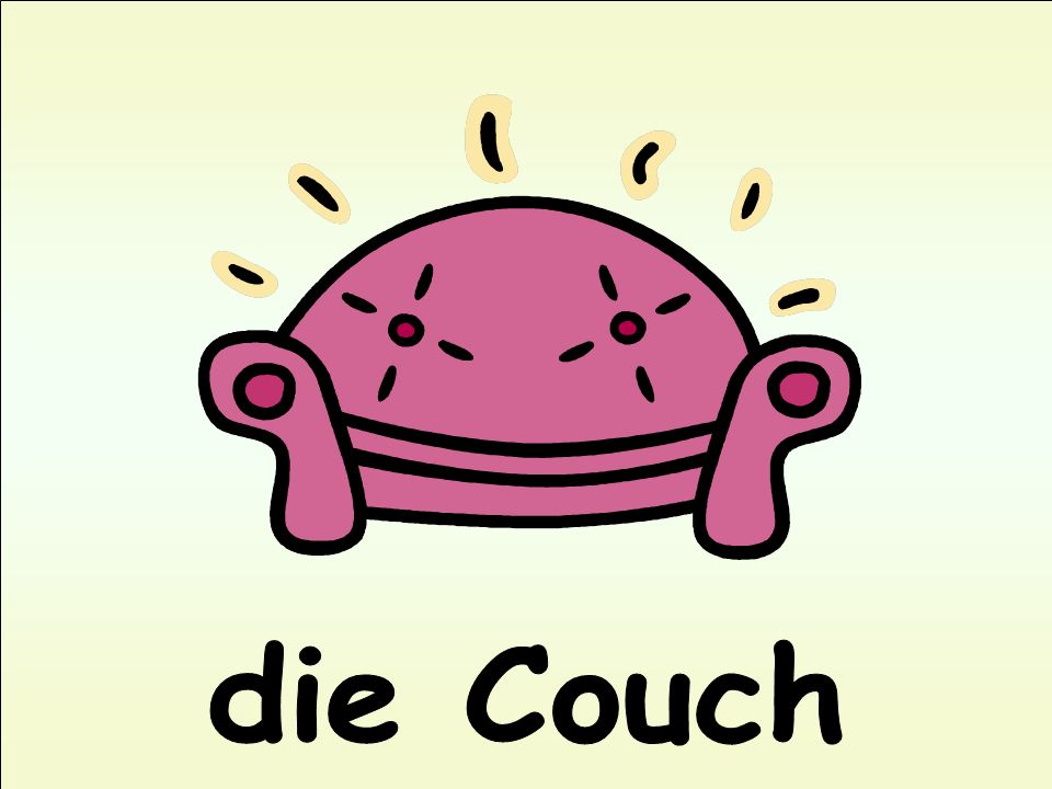 die Couch