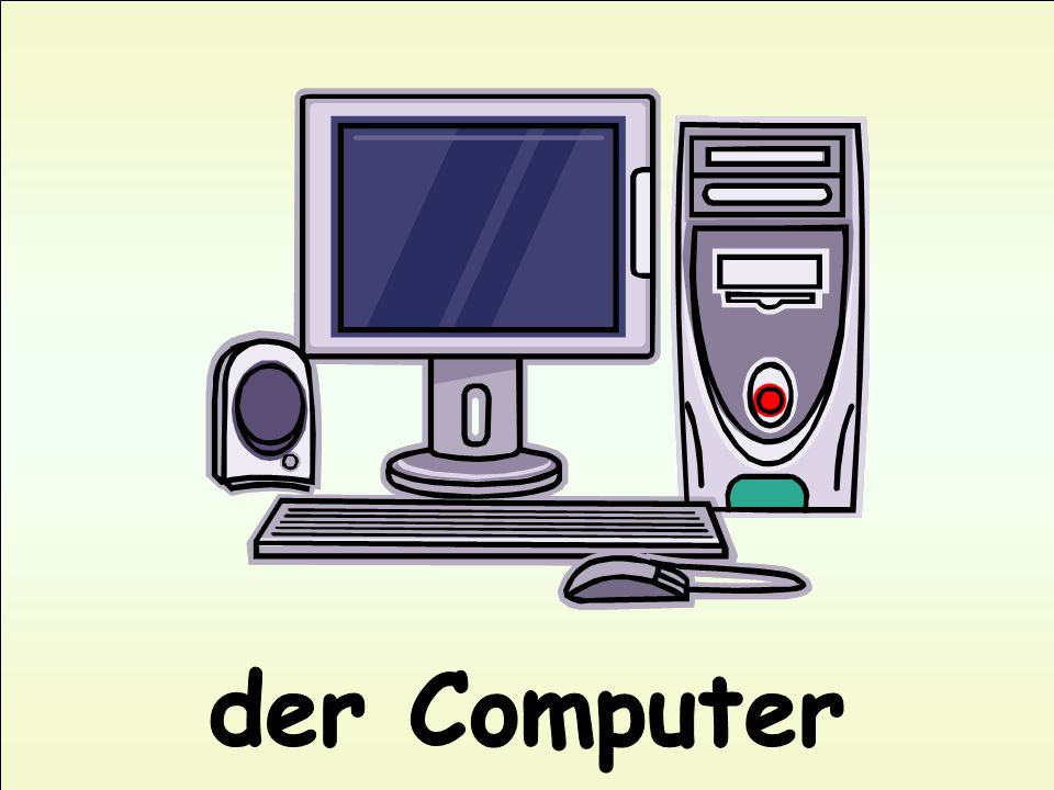 der Computer