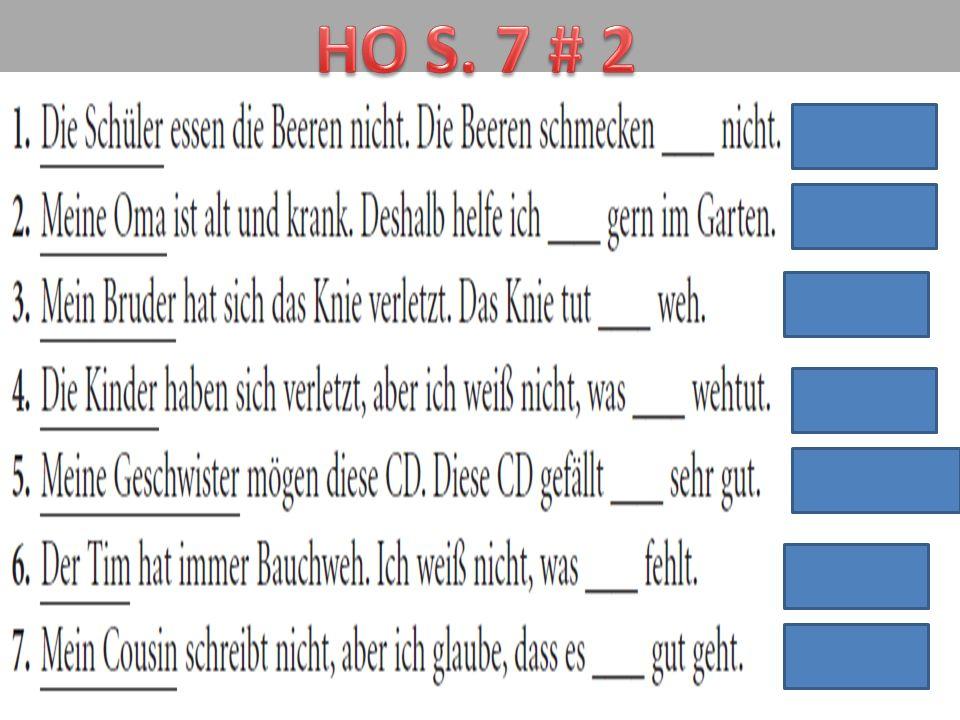 HO S. 7 # 2