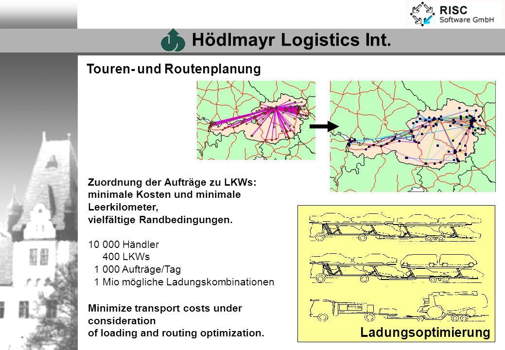 Hödlmayr Logistics Int.
