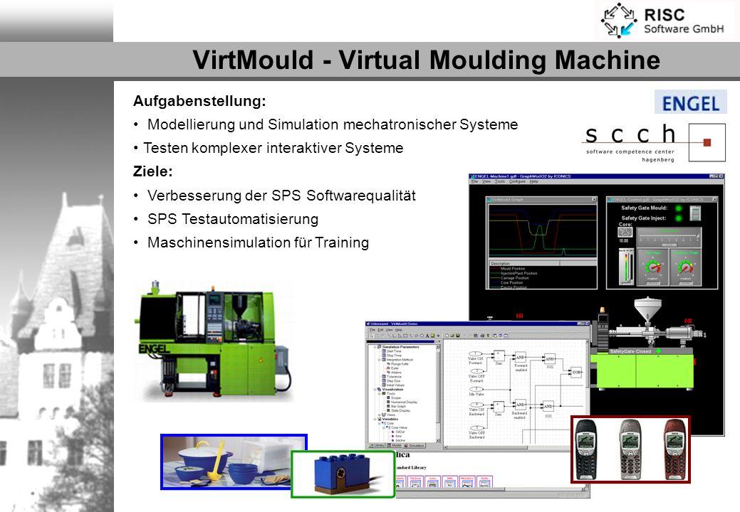 VirtMould - Virtual Moulding Machine