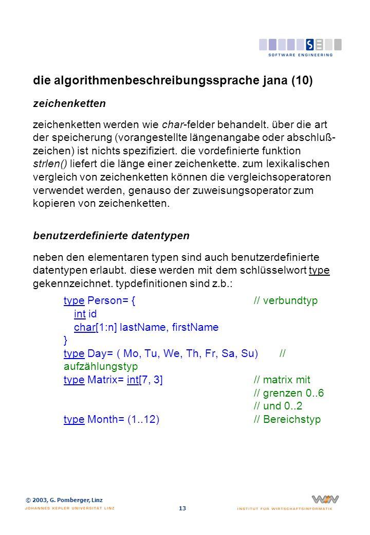 die algorithmenbeschreibungssprache jana (11)