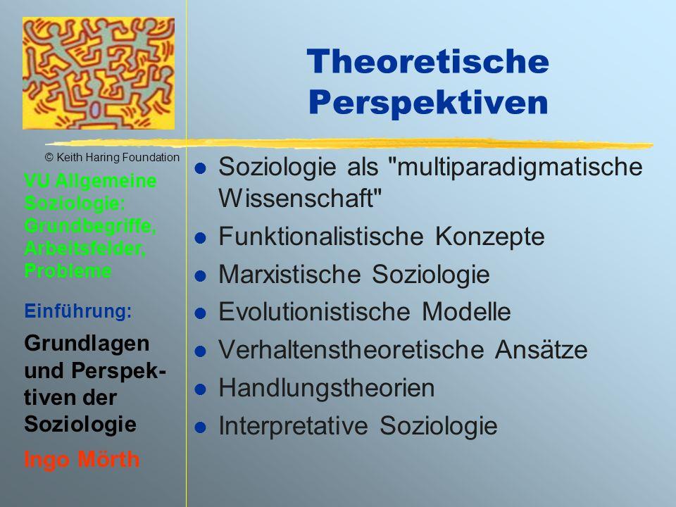 Theoretische Perspektiven