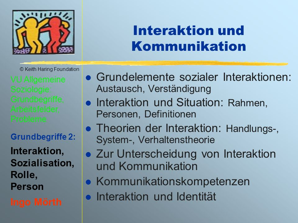 Interaktion und Kommunikation