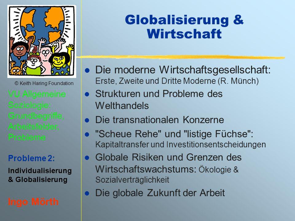 Globalisierung & Wirtschaft