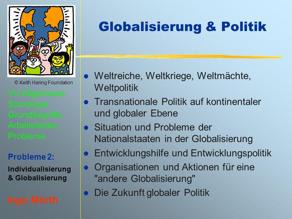 Globalisierung & Politik