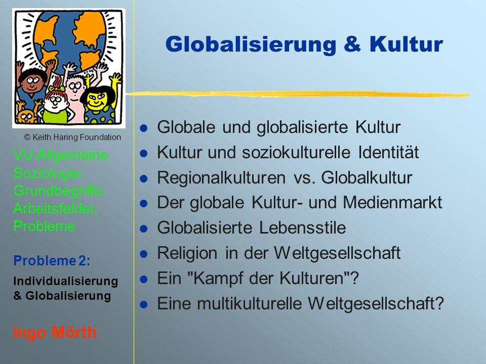 Globalisierung & Kultur