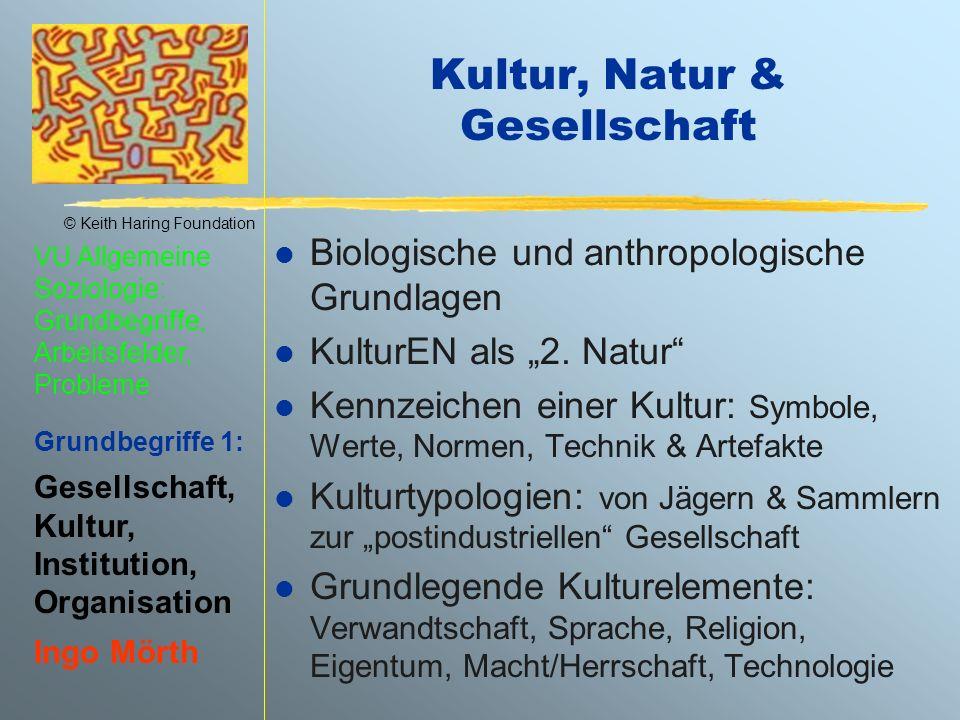 Kultur, Natur & Gesellschaft