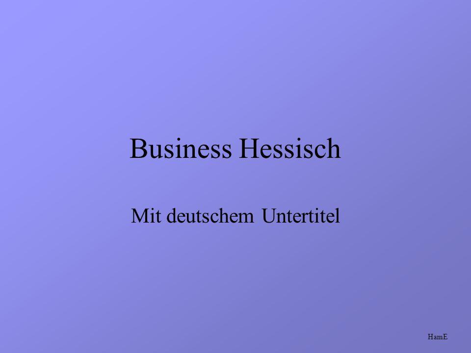 Mit deutschem Untertitel