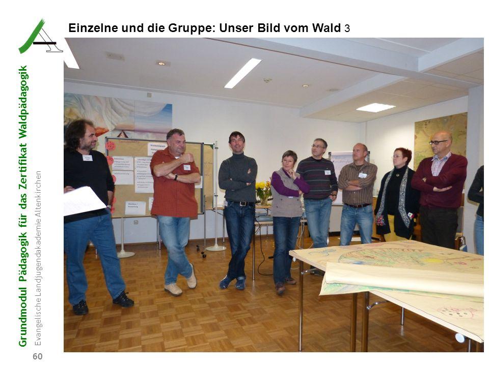 Einzelne und die Gruppe: Unser Bild vom Wald 3