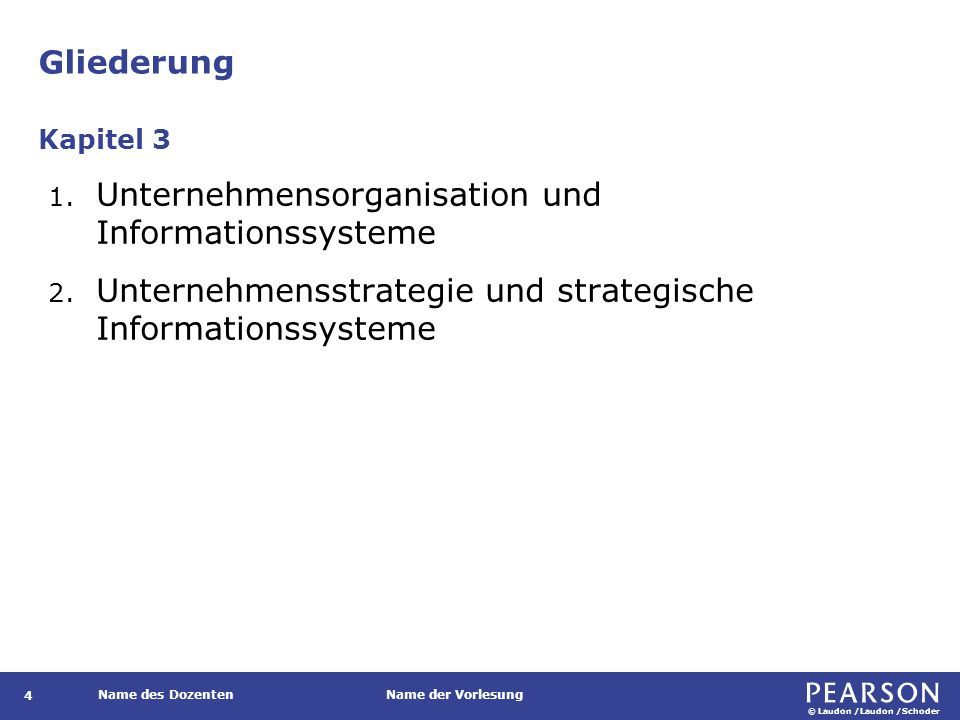 Wie wirken sich Informationssysteme auf die Unternehmensstrategie aus