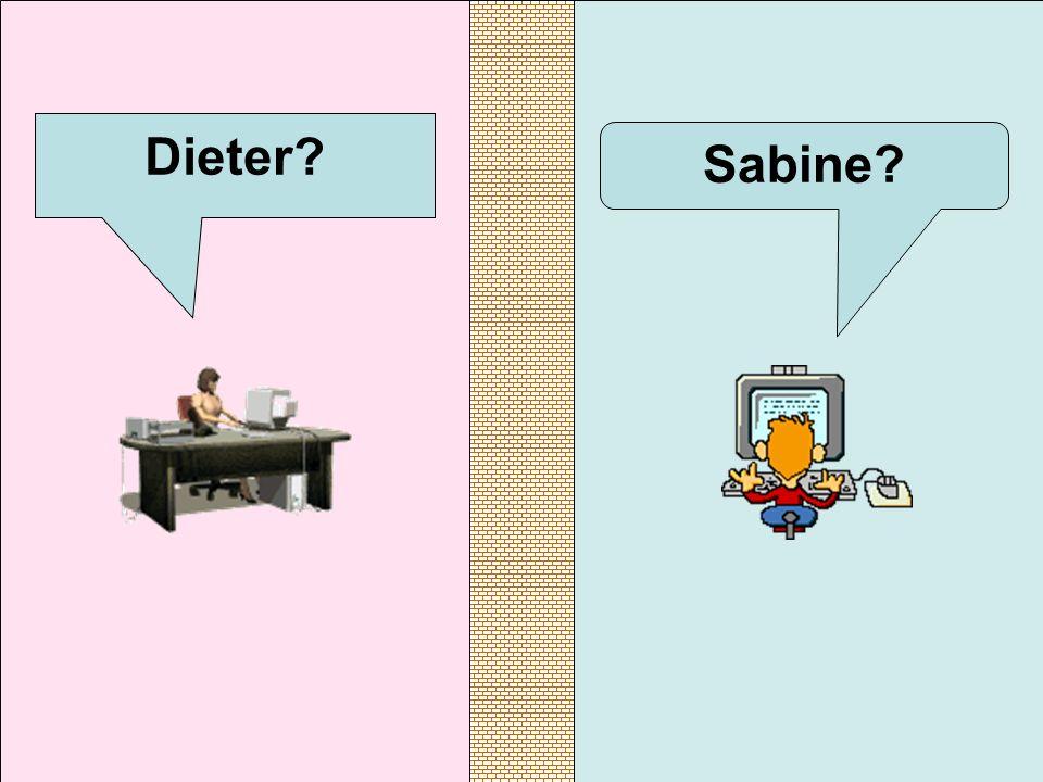 Dieter Sabine