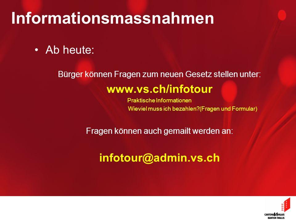 Informationsmassnahmen